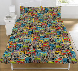 Double Quilt Cover Set - Dr Who