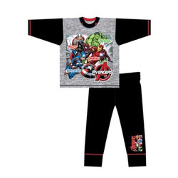 Avengers Marvel Winter Pjs Pyjama 5/6 left