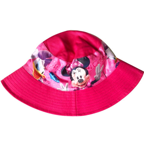 Bucket Hat - Minnie Dark Pink