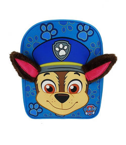 Backpack small paw patrol with ears
