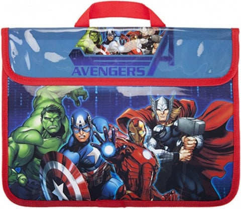 AVENGERS Library Bag Book Bag