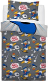 Donald Duck Single Quilt Cover Set