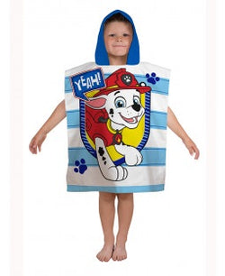 Hooded towel - Paw Patrol Marshall
