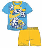 MINION DESPICABLE ME Summer Pjs Pyjama