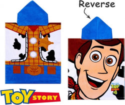 Hooded towel - Toy Story