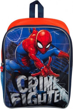 Spiderman Lrg Backpack