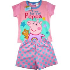 Peppa pig summer pjs