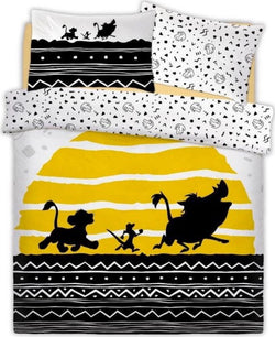 PRE ORDER The Lion King Double to Queen Quilt Cover Set