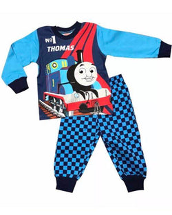 Winter Pjs - Thomas