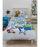 Toy Story Roar Single Quilt Cover Set