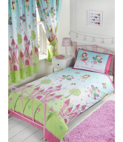 PRE ORDER Princess is sleeping Single Quilt Cover Set