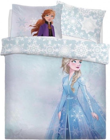 Frozen 2 Double to Queen Quilt Cover Set