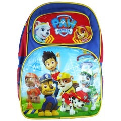 Large Backpack Paw patrol