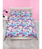 PRE ORDER Double to queen Quilt Cover Set - JOJO Siwa
