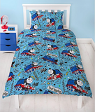 Thomas The Tank Engine Single Quilt Cover Set POLYESTER