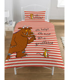 The Gruffalo Oh Help Single Quilt Cover Set