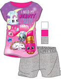 SHOPKINS Summer Pjs Pyjama