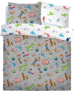 PRE ORDER Toy Story Double to Queen Quilt Cover Set