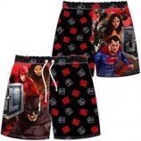 Justice League Board Shorts Swim Shorts