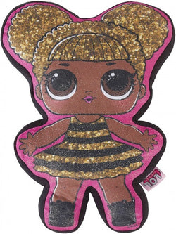 PRE ORDER Lol Dolls Queen Bee cushion