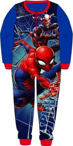 Spiderman Fleece Onesie