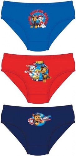 PAW PATROL BOYS - 3 pack Underwear Undies