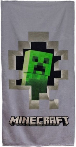 Minecraft Sandbox Towel