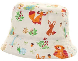 Baby Toddler Bucket Hat ~ Squirrel