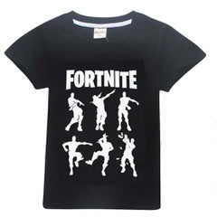 Fortnite tshirt - tee only - Black