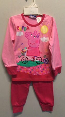 Winter Pj- Peppa