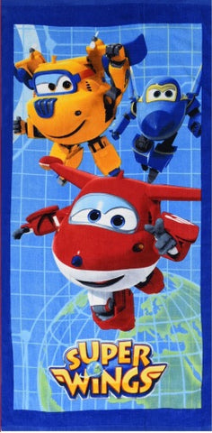 Super Wings Towel