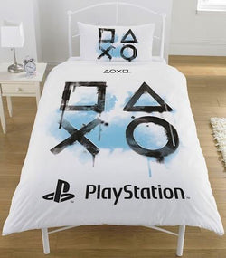 Sony PlayStation Single Quilt Cover Set