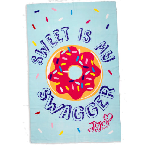 Jojo Siwa Throw Size Fleece Blanket