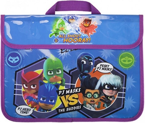 PJ MASKS Library Bag Book Bag