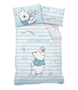 Winnie the Pooh Single Quilt Cover Set