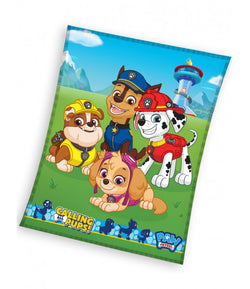 Paw Patrol Throw Size Fleece Blanket