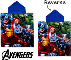 Hooded towel - Avengers