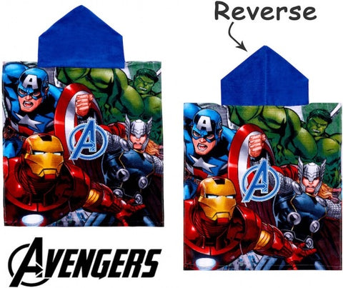 Hooded towel - Avengers Marvel