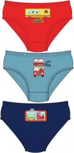 HEY DUGGEE BOYS - 3 pack Underwear Undies