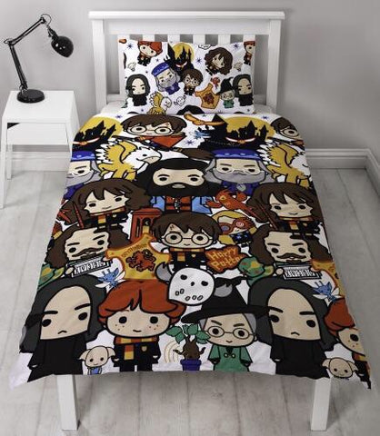Harry Potter POLYESTER Single Quilt Cover Set