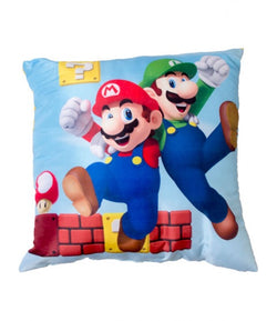 PRE ORDER Mario reversible cushion