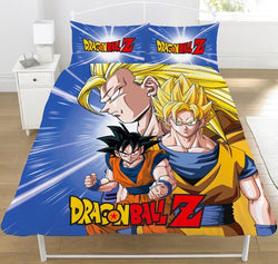 PRE ORDER Dragonball Z Double to Queen Quilt Cover Set