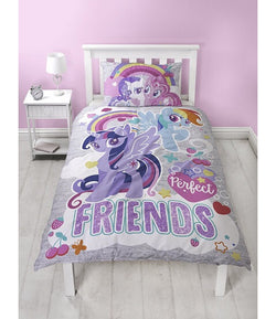 My Little Pony Single Quilt Cover Set