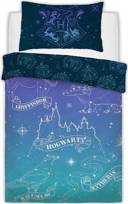 Harry Potter Magic Single Quilt Cover Set