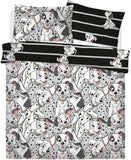 PRE ORDER 101 Dalmatians Double to Queen Quilt Cover Set