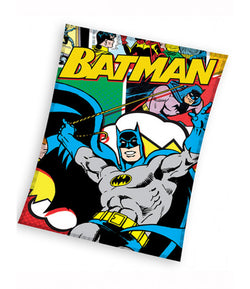 Batman Throw Size Fleece Blanket