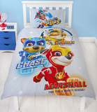 PRE ORDER Paw Patrol Single Quilt Cover Set