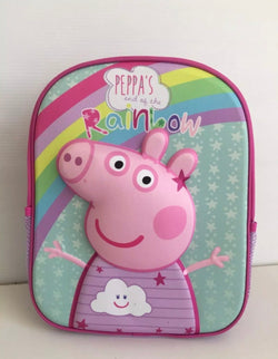 Backpack small 3D Peppa
