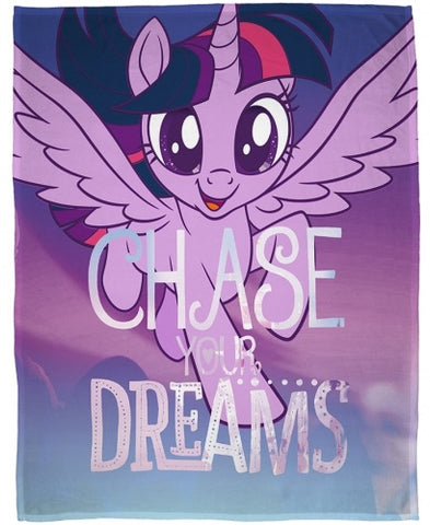 My Little Pony Throw Size Fleece Blanket