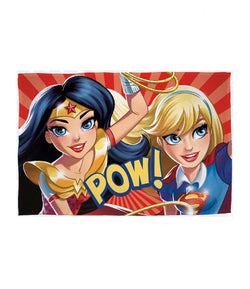 Wonder Woman Throw Size Fleece Blanket